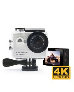 GOXTREME 4K ULTRA HD WIFI ACTION CAMERA PIONEER GX20139
