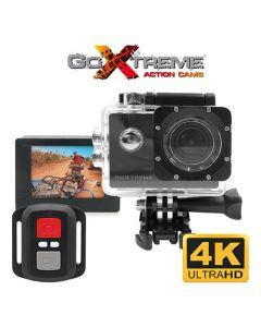 GOXTREME ACTION CAMERA 4K WITH REMOTE CONTROL ENDURO BLACK GX20148