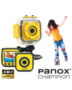 EASYPIX KID'S WATERPROOF HD ACTION CAMERA PANOX CHAMPION PA56103