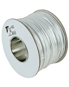 <p> CABLEXPERT ALARM CABLE 100M ROLL WHITE UNSHIELDED</p> AC-6-001-100M