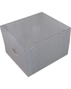 CD BOX JEWEL CASE ΔΙΑΦΑΝΟ BOX9017