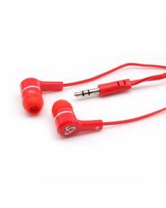 SBOX EARPHONES EP-003 RED EP003R