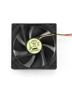 GEMBIRD PC FAN CASE 90MM SLEEVE BEARING FANCASE2