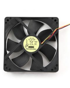 GEMBIRD PC FAN CASE 120MM SLEEVE BEARING FANCASE3