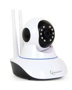 GEMBIRD ROTATING HD WIFI CAMERA WHITE ICAM-WRHD-01