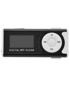 LAMTECH DIGITAL MP3 PLAYER 16GB WITH FM RADIO BLACK LAM020106