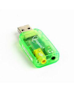 GEMBIRD USB SOUND CARD VIRTUS SC-USB-01