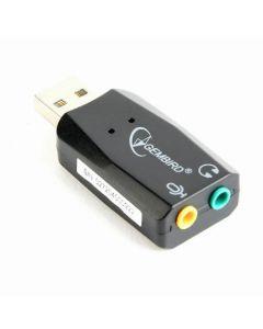 GEMBIRD PREMIUM USB SOUND CARD VIRTUS PLUS SC-USB2.0-01