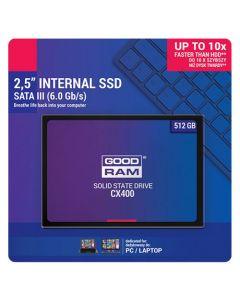 GOODRAM SSD CX400 512GB SATA III 2,5