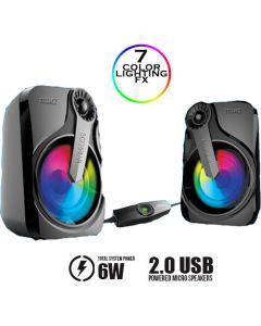 SONIC GEAR USB 2.0 SPEAKER SYSTEM WITH HUGE BASS TITAN2