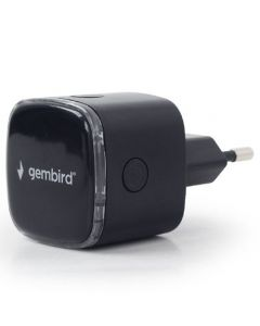 GEMBIRD WIFI REPEATER 300MBPS BLACK WNP-RP300-02-BK