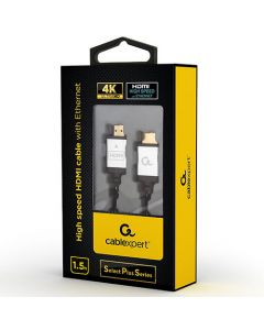 CABLEXPERT 4K HIGH SPEED HDMI CABLE WITH ETHERNET