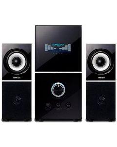 SONICGEARS EVO5 PRO BLUETOOTH MULTIMEDIA AUDIO SPEAKERS 2,1 BLACK EVO5PROBTMI