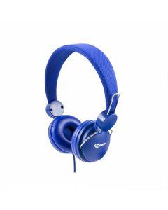 SBOX HEADPHONES HS-736 BLUE HS-736BL