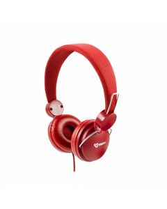 SBOX HEADPHONES HS-736 RED HS-736R