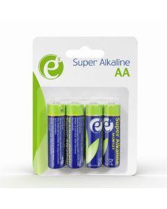 ENERGENIE ALKALINE AA BATTERIES 4-PACK EG-BA-AA4-01