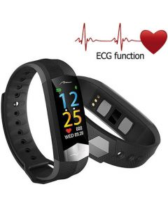 MEDIA-TECH BLUETOOTH 4.0 ACTIVE BAND WITH ECG FUNCTION MT861