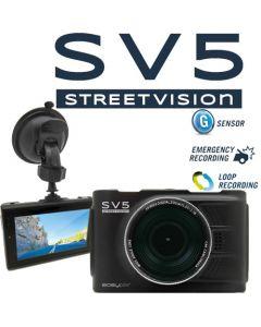 EASYPIX DASHCAM STREETVISION SV5 BLACK SV21001