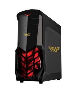 ARMAGGEDDON COMPUTER CASE VULCAN V1FX BLACK V1FXBL