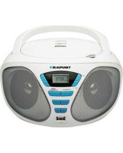 Boombox FM PLL CD/MP3/USB/AUX BB5WH Blaupunkt