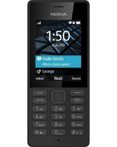 Κινητό Τηλέφωνο Nokia 150 Dual Sim Black 572541