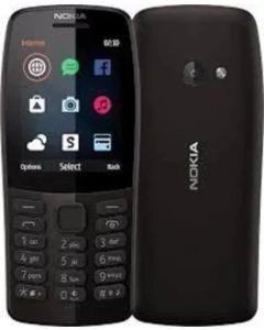 Κινητό Τηλέφωνο Nokia 210 Dual Sim Black 574582