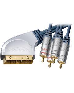 HC 5-1.50m SCART-4RCA 50617 055-0017