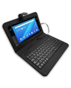 NOD TCK-07 Tablet case with keyboard for 7'' tablet 141-0090