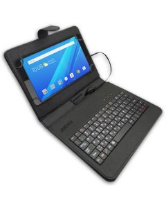 NOD TCK-08 Tablet case with keyboard for 8'' tablet 141-0091