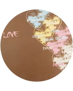 GMH-20L (LOVE) MOUSE PAD 142-0029