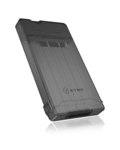 ICY BOX IB-235-U3 EXTERNAL EMCLOSURE FOR 2.5'' SATA HDD/SSD / 60330 146-0207