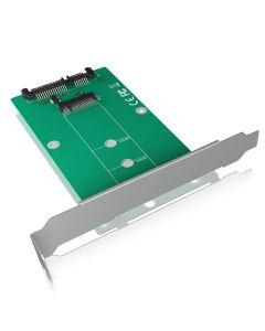 ICY BOX IB-CVB516 M.2 SATA to SATA converter card 146-0226