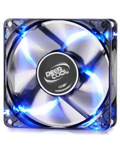 DEEPCOOL WINDBLADE 80 BLUE COOLING FAN 80mm LED 199-0012
