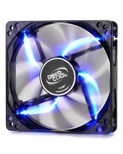 DEEPCOOL WINDBLADE 120 BLUE COOLING FAN 120mm  LED 199-0020