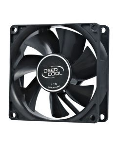 DEEPCOOL XFAN 80 COOLING FAN 80mm BLACK 199-0101