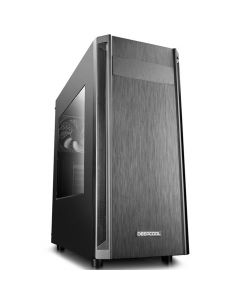 DEEPCOOL D-SHIELD V2 ATX CASE BLACK 199-0134