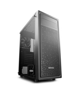 DEEPCOOL E-SHIELD ATX CASE BLACK 199-0170
