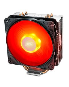 DEEPCOOL GAMMAXX 400 V2 RED  AIR COOLER 199-0227