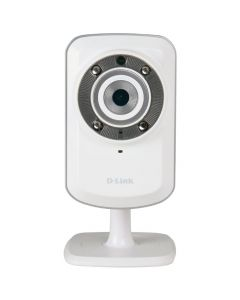D-LINK DCS-932L WIRELESS N HOME IP SECURITY CAMERA WITH WPS AND IR 215-0005