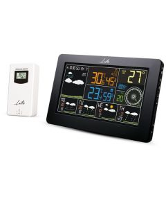 LIFE OCEANIC SMARTWEATHER Wi-Fi Weather station with wireless outdoor sensor 221-0063