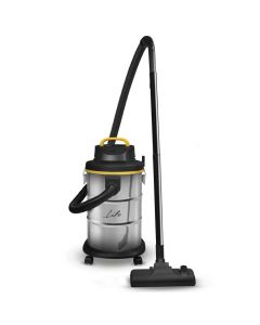 LIFE CleanMaster Wet/ Dry Vacuum Cleaner,25L 1400W 221-0123