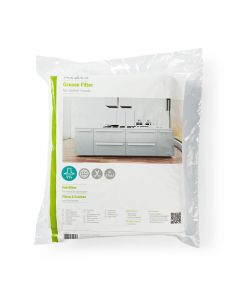 NEDIS CHFI111MI Cooker Hood Grease Filter 114 x 47 cm 100 g/m² 233-0770