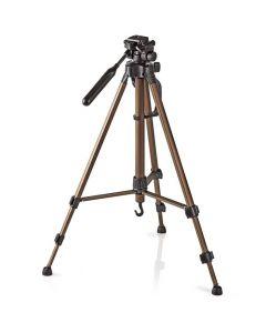NEDIS TPOD3200BZ Tripod Pan & Tilt Max 3 kg 145 cm Bronze 233-0820