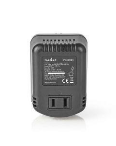 NEDIS POCO104 Power Converter 230 V AC - 110V AC 45 W Unearthed USA Output 233-1090