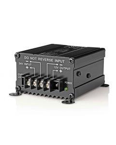 NEDIS POCO103 Power Converter 24 V DC - 12 V DC 10 A Output 233-1538