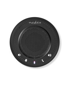 NEDIS CSPR10010BK Conference Speaker 2.5 W Touch Control USB-Powered Black 233-1552