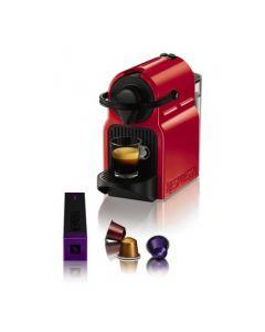 Krups Inissia XN1005 Ruby Red freestanding Pod coffee machine 0.7L Red|XN1005P40 | XN1005P40