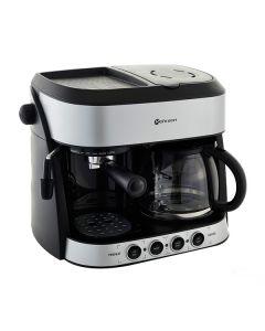 Πολυκαφετιέρα 15bar 1850 Watt Espresso-Φίλτρου Rohnson R-970