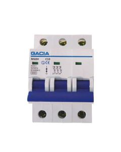 ΑΥΤΟΜΑΤΑΚΙ ΤΡΙΠΟΛΙΚΟ 3X50A 6KA GACIA 500-42037