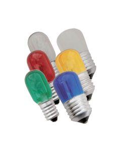 ΛAMΠA NYΚTOΣ LED 1.5W E14 ΚΟΚΚΙΝΗ 220-240V 147-82822